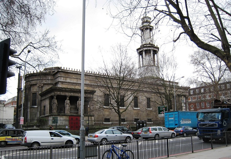 St Pancras New Church 2