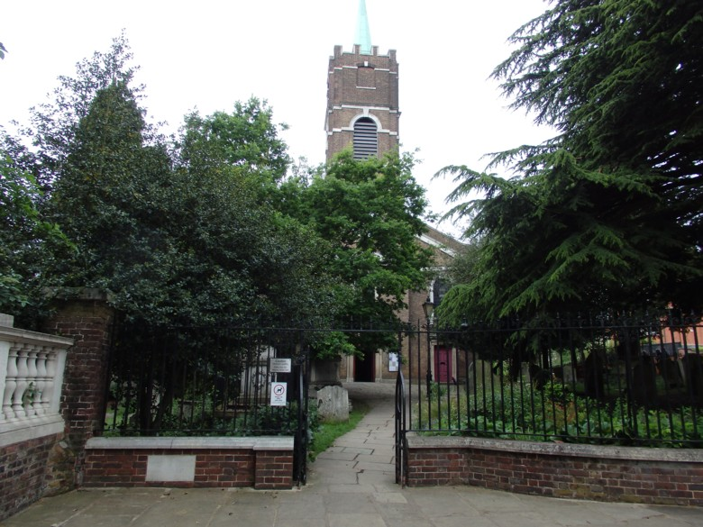 St John Hampstead