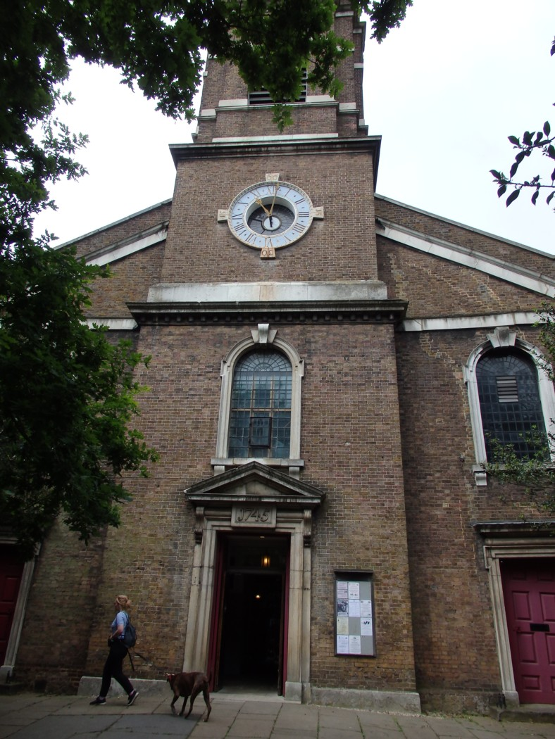 St John Hampstead a
