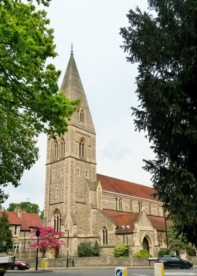 St Mary Magdalen Enfield 3