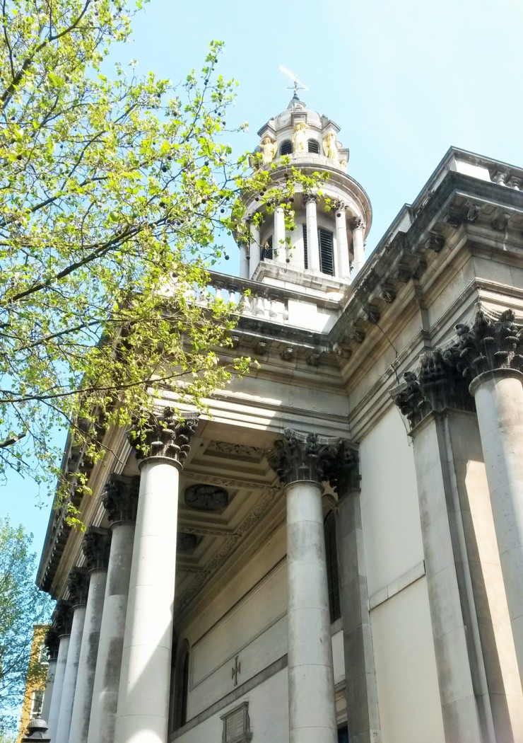 St Marylebone Parish Church 2