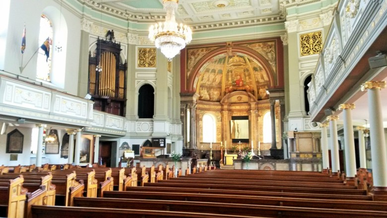 St Marylebone Parish Church 3