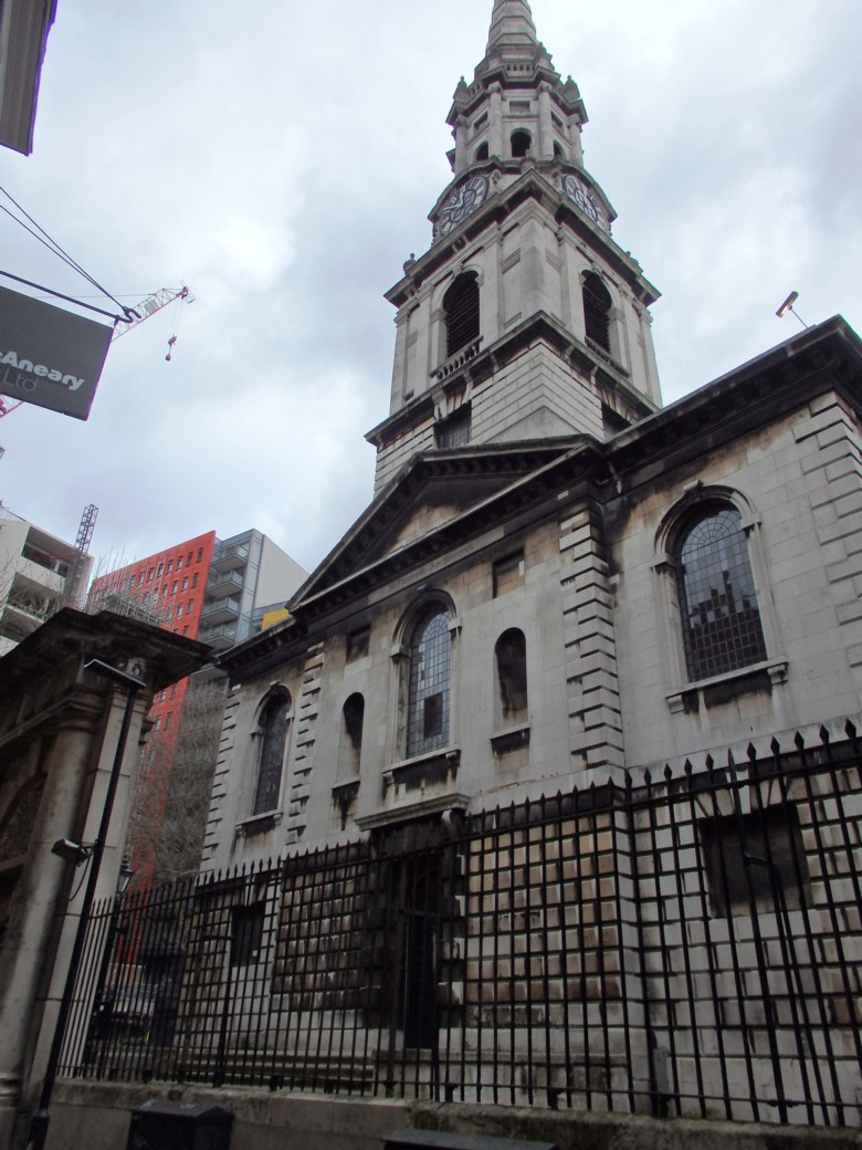st Giles in the Fields 2
